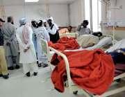 کوئٹہ: جے یو آئی کے رہنما مستونگ واقعہ میں زخمی ہونیوالے افراد کی سول ..