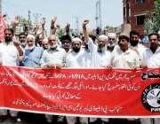 پشاور: پی ڈبلیو ڈی لیبر یونین، سی این ڈبلیو ڈیپارٹمنٹ کے ملازمین مطالبات ..