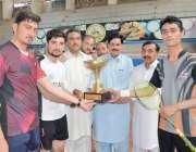 پشاور: ڈائریکٹر سپورٹس فاٹا دوسری گونر فاٹا یوتھ و سپورٹس فیسٹیول کی ..