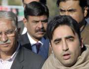 اسلام آباد: چیئرمین پاکستان پیپلز پارٹی بلاول بھٹو زرداری عوامی جلسہ ..