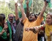 لاہور: مسلم لیگ (ن) کی جانب سے حلقہ این اے 120کے ضمنی انتخابات کے لیے بیگم ..