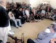 کیل: صدر آزاد کشمیر سردار مسعود خان کیل کے مقام پر عوامی اجتماع سے خطاب ..
