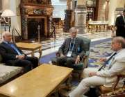 بیجنگ: وزیر اعلیٰ پنجاب محمد شہباز شریف، وزیر اعلیٰ خیبر پختونخوا پرویز ..