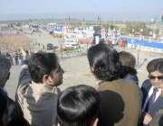 اسلام آباد: چیئرمین پاکستان پیپلز پارٹی بلاول بھٹو زرداری منگل کے روز ..