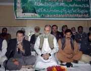 لاہور: آل پاکستان واپڈا ہائیڈرو الیکٹرک ورکرز یونین کے زیر اہتمام محفل ..