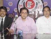 لاہور: بچوں کے حقوق کے لیے کام کرنے والی تنظیم ساحل کے ریجنل کو آرڈینیٹر ..