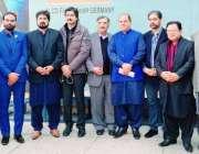 لاہور: وزیر اعلیٰ کے مشیر محمد علی میاں کی زیر صدارت مسلم لیگ (ن) ٹریڈرز ..