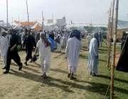 اسلام آباد: وفاقی دارالحکومت میں ہفتہ کے روز شروع ہونیوالے سہ روزہ ..