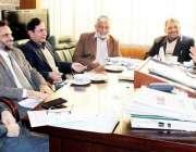 مظفر آباد: آزاد کشمیر کے ایڈیشنل چیف سیکرٹری جنرل فرحت علی میر بورڈ ..
