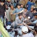 حیدر آباد: شہریوں کی بڑی تعداد افطاری کے اوقات میں برف خرید رہی ہے۔