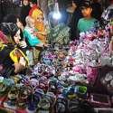 حیدر آباد: عید کی تیاریوں میں مصروف خواتین خریداری کر رہی ہیں۔
