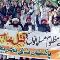 راولپنڈی: سنی تحریک کے زیر اہتمام شام کے مسلمانوں پر اذیت ناک مظالم ..