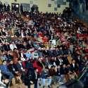 پشاور : چیئرمین پاکستان تحریک انصاف عمران خان نشتر ہال میں منعقدہ تقریب ..