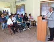 اسلام آباد: وفاقی وزیر ماحولیات محمد یوسف شیخ مون سون ٹری پلانٹیشن ..