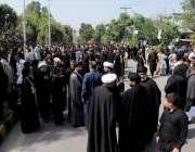 اسلام آباد: مسجدو امام بارگاہ جامعةالمرتضیٰ جی نائن فور سے برآمد ہونیوالے ..