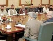 لاہور: مشیر وزیر اعلیٰ پنجاب اکرم چوہدری سے پولٹری ٹریڈرز ایسوسی ایشن ..