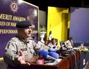 لاہور: آئی جی ہائی وے اینڈ موٹروے پولیس محمد عام ذوالفقار خان(NH & NP) ملازمین ..