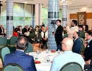 واشنگٹن: امریکہ میں پاکستان کے سفیر اعزاز احمد چوہدری افطار ڈنر پارٹی ..