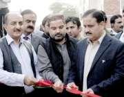لاہور: وزیر اعلیٰ پنجاب سردار عثمان بزدار ڈسٹرکٹ ہیڈ کوارٹر ہسپتال ..