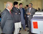 لاہور: چیئرمین قومی اسمبلی سٹینڈنگ کمیٹی برائے پلاننگ، ڈویلپمنٹ اور ..