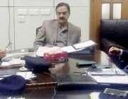 لاہور: ایڈیشنل چیف سیکرٹری داخلہ کیپٹن (ر) فضیل اصغر لاء اینڈ آرڈر کے ..