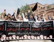 پشاور: خیبر پختونخوا ایسوسی ایشن آف گورنمنٹ انجینئرز کے زیر اہتمام ..