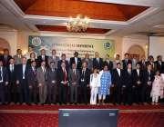 اسلام آباد: وفاقی وزیر داخلہ محمد اعظم خان کا دوروزہ انٹرنیشنل ڈیزاسٹر ..