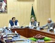 اسلام آباد: وفاقی وزیر اطلاعات و نشریات چودھری فواد حسین اعلیٰ سطحی ..