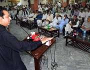 سرگودھا: وزیر داخلہ طلال چوہدری مرکزی انجمن تاجران کے نو منتخب ممبران ..