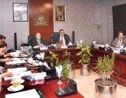 اسلام آباد: سیکرٹری بے نظیر انکم سپورٹ پروگرام قمر حامد خان ، ہیرلڈ ..