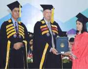 لاہور: گورنر پنجاب چوہدری محمد سرور یونیورسٹی آف انجینئرنگ اینڈ ٹیکنالوجی ..