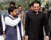 مظفر آباد: وزیراتعلیم بیرسٹر افتخار گیلانی راجہ حیدر خان کی برسی کے ..