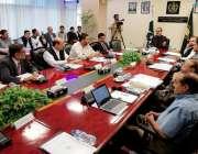 اسلام آباد: وفاقی وزیر صحت عامر محمود کیانی صوبائی وزرائے صحت و بہبود ..
