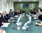 اسلام آباد: وزیر اعظم کے مشیر عبدالرزاق داؤود فرٹیلائز ریویو کمیٹی ..