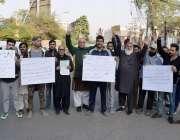 لاہور: پی اچی اے کی جانب سے پارکوں میں بنے جم کلبز بند کرنے کے خلاف انسٹرکٹرز ..