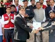 مظفر آباد: ریڈ کریسنٹ آزاد کشمیر اور آزاد کشمیر پولیس کے مابین تعاون ..