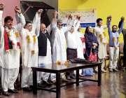 لاہور: پاکستان کیمسٹ ، ریٹیلرز ایسوسی ایشن اور تاجر رہنماؤں کی جانب ..