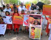 حیدر آباد: فاطمید فاؤنڈیشن کے زیر اہتمام تھیلیسیمیا کے عالمی دن کے ..