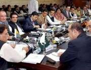 مظفر آباد: وزیراعظم آزاد کشمیر راجہ فاروق حید رخان سالانہ ترقیاتی پروگرام ..