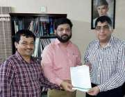کراچی: پاکستان فیڈرل یونین آف جرنلسٹس دستور کے اسسٹنٹ سیکرٹری جنرل ..