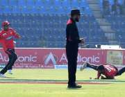 ملتان:ٹی ٹونٹی کپ2018-19 کے موقع پر راولپنڈی ریجن اور لاہور ریجن کی ٹیموں ..