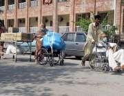 راولپنڈی: ہولی فیملی ہسپتال میں انتظامیہ کی نا اہلی کے باعث مریضوں ..