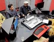 سوات: سید و میڈیکل کالج کے پروفیسر ڈاکٹر مصباح پختونخوا ریڈیو کے نئے ..