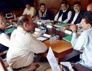 مظفر آباد: وزیراعظم آزاد کشمیر راجہ فاروق حیدر خان اکلاس کے بورڈ آف ..