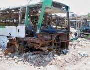 لاہور: ٹاؤن شپ میں لاہور ٹرانسپورٹ کمپنی کا قیمتی اثاثہ متعلقہ حکام ..