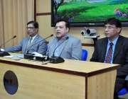 کراچی: وائس چانسلر ڈاکٹر محمد علی شیخ سندھ مدرستہ الاسلام یونیورسٹی ..