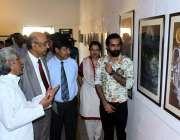 ملتان: وائس چانسلر بہاؤالدین زکریہ یونیورسٹی آرٹس کالج کے زیر اہتمام ..