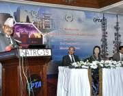 اسلام آباد: چیئرمینSTARC ایشین پیسفک ٹیلی کمیونیکیشن کے19ویں اجلاس سے ..