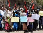 حیدر آباد: قومی عاومی تحریک کی طرف سے چیئرمین نادرہ کی برطرفی کے لیے ..