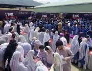 سوات: ضلعی انتظامیہ کی جانب سے منعقدہ دو روزہ سائنس فیسٹیول میں طلبہ ..